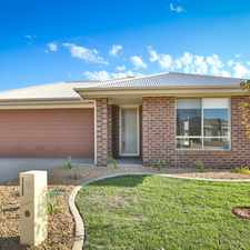 Rental info for Near new family home in the Mildura area