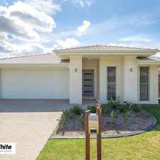 Rental info for NEAR NEW BUILD in the Burpengary East area