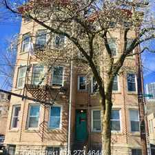 Rental info for 739 Burns Street in the Lower Price Hill area