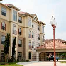 Rental info for 500 West Texas Avenue #100 in the Houston area
