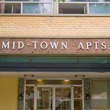 Rental info for Mid Town Apartments