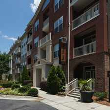 Rental info for Two Blocks in the Dunwoody area