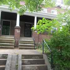 Rental info for 3131 Guilford Ave. in the Abell area