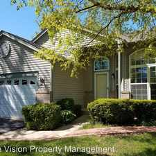 Rental info for 13144 S Golden Meadow Dr in the Plainfield area