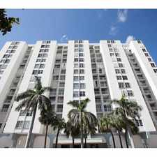 Rental info for 6450 Collins Ave