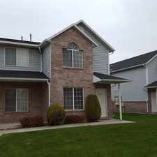 Rental info for 1428 W 1650 N - 604 in the Clearfield area