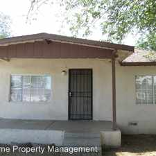 Rental info for 2311 Berger St in the Bakersfield area