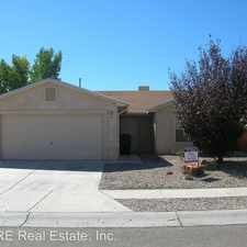 Rental info for 6104 Sun Ray Rd NW in the Los Volcanes area