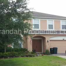 Rental info for Spacious 4/2.5 Home in the Gated Community of Heatherwood - Sanford