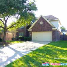 Rental info for 6027 Kelly Mill Ln in the Houston area