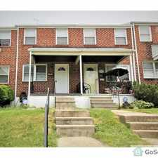Rental info for GORGEOUS HOME WITH LOW SECURITY DEPOSIT! LOTS OF UPDATES! CALL NOW! NOW ACCEPTING 1 BEDROOM VOUCHERS! in the Morrell Park area