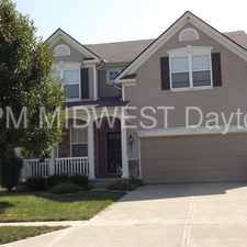 Rental info for Upscale 4 Bed 2.5 Bath Fairborn Home