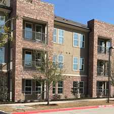 Rental info for The Bridge at Heritage Creekside in the Plano area