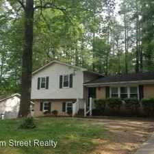 Rental info for 1305 Timber Dr