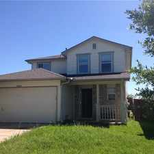 Rental info for 16825 Jaron Dr