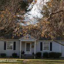 Rental info for 1109 W Williams Circle