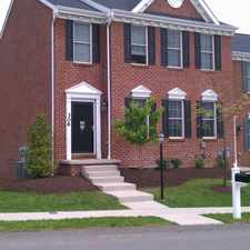 Rental info for 306 MARSHALL HTS. DR