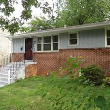 Rental info for GREAT 5BR, 2BA Single Family Home With Two Leve... in the Woodridge - Fort Lincoln area
