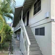 Rental info for 1413 Emerson Street - C in the Makiki - Lower Punchbowl - Tantalu area