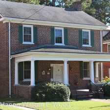 Rental info for 126 Military Road