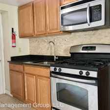 Rental info for 925 S. Charles Street - #2 in the Federal Hill - Montgomery area