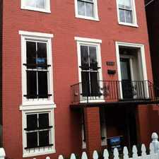 Rental info for 506 W Marshall St, Apt #Down in the Jackson Ward area
