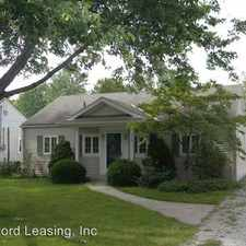 Rental info for 628 Hilliard Road