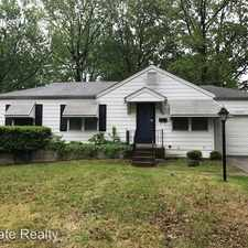 Rental info for 10506 Anson Dr.