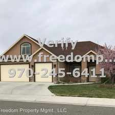 Rental info for 604 Silver Mountain Dr