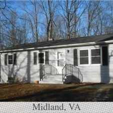 Rental info for House For Rent In Midland.