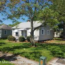 Rental info for 800 Partridge Avenue in the South Norfolk area