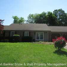 Rental info for 205 Valleydale Street in the Smyrna area