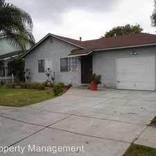 Rental Info For 6129 Pico Vista Rd.