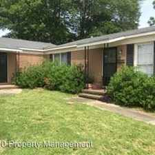 Rental info for 4124 Maxwell St
