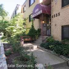 Rental info for 4555 MacArthur Blvd. NW Unit 214 in the Foxhall-Palisades area