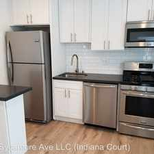 Rental info for 716 Indiana Court - 09