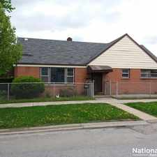 Rental info for 1801 N. 40th in the 60160 area