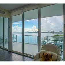 Rental info for 2020 North Bayshore Drive #704 in the Wynwood-Edgewater area