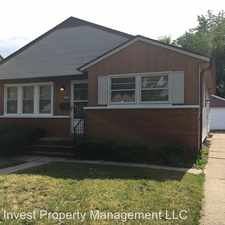 Rental info for 4254 N 88th St