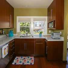 Rental info for $6200 2 bedroom Townhouse in Noe Valley in the Clarendon Heights area