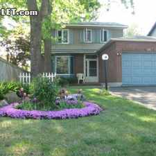 Rental info for 1700 3 bedroom House in Ottawa Area Ottawa West in the Kanata South area