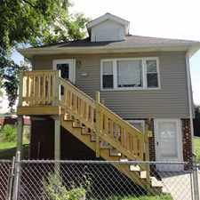 Rental info for New rehab 2nd Floor Apt *110th and Throop* -- in the Morgan Park area