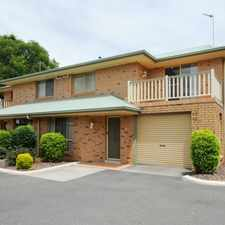 Rental info for :: BE THE KING OF CONVENIENCE - CITY CENTRE TOWNHOUSE - FULLY AIRCONDITIONED in the Gladstone area