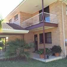 Rental info for 2 STOREY DUPLEX CLOSE TO THE BROADWATER