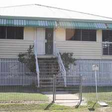 Rental info for WHAT A CHARMER - GREAT LOCATION! in the Rockhampton area