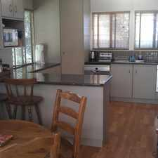 Rental info for GREAT CONVENIENT LOCATION, VERY QUIET CUL-DE-SAC in the Toowoomba area