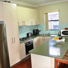 Rental info for Immaculately Presented 2 Bedroom Home.