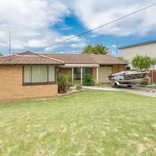 Rental info for Family Favourite in the Barrack Heights area