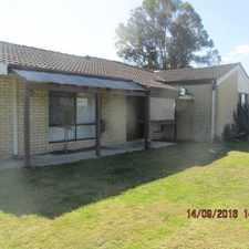 Rental info for Perfect in Parmelia