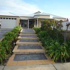 Rental info for IMPRESSIVE IS AN UNDERSTATEMENT!!! in the Perth area